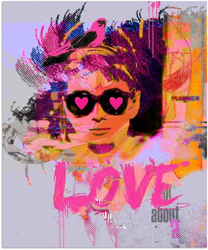 Dganit Blechner All About Love 150x120